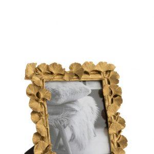 cornice portafoto oro